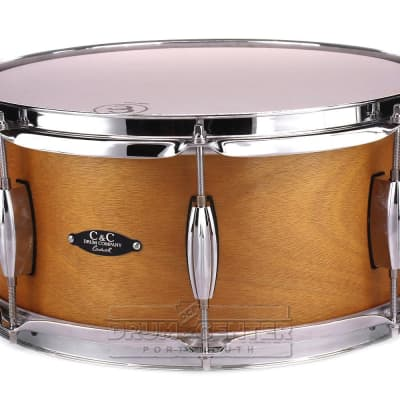 C&C Player Date I Snare Drum 14x6.5 Honey