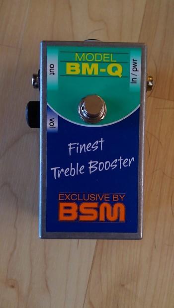 BSM BM-Q Treble Booster