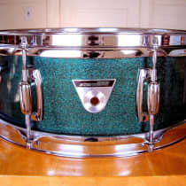 Ludwig Standard 5x14 Wood Snare 1970s image