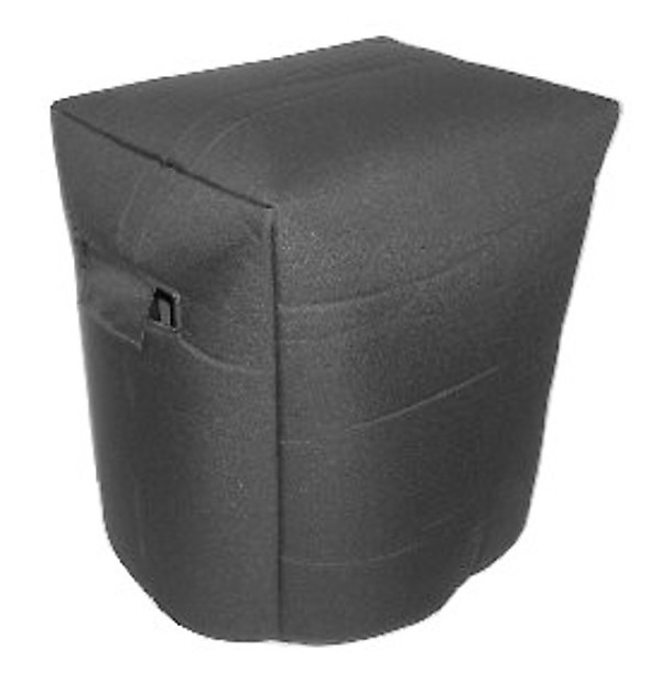 "Fender Bassman 2x12 Speaker Cabinet Cover Tuki Black fend006p 1//2/"" Padded"