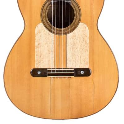 Miguel Rodriguez ex Pepe Romero 1924 Flamenco Guitar Spruce/Cypress for sale