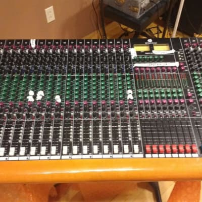 Toft Audio Designs Series ATB 32 Channel Console
