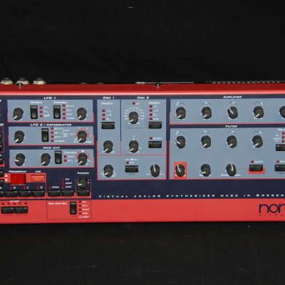 clavia nord modular sound programming. Black Bedroom Furniture Sets. Home Design Ideas