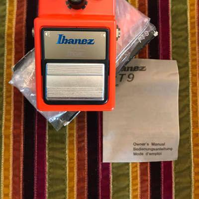 Ibanez PT9 Phaser original N.O.S. W/all! 1983 Salmon