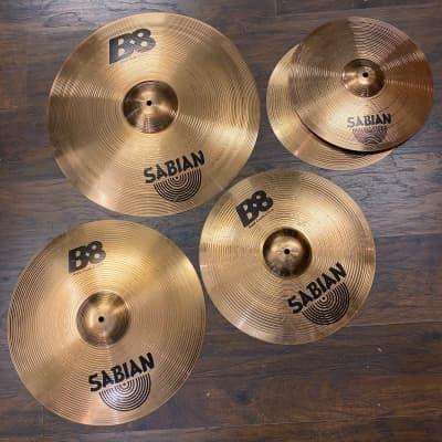 Sabian B8 Rock Set
