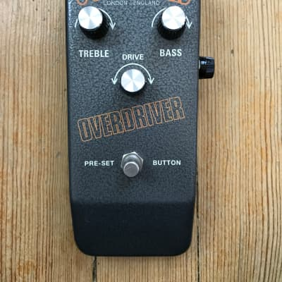 Colorsound Overdriver 1990's for sale
