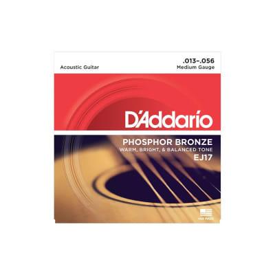 D´Addario EJ17 Phosphor Bronze Acoustic Strings