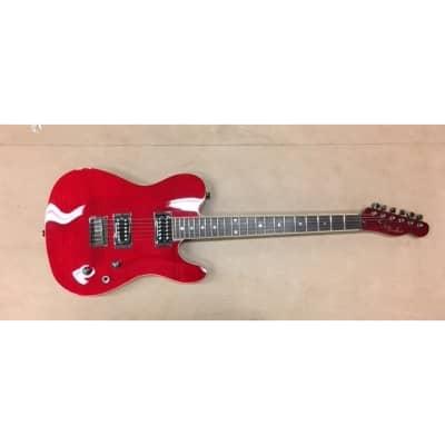 Fender Special Edition Custom Telecaster FMT HH Crimson Red(B-Stock) for sale