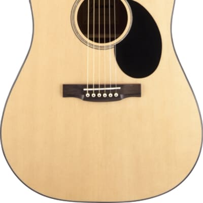 Jasmine by Takamine JD36CE-NAT Dreadnought Acoustic-Electric Cutaway Guitar for sale