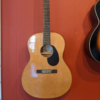Accent CS-6 Acoustic Folk Guitar 2021 Natural for sale