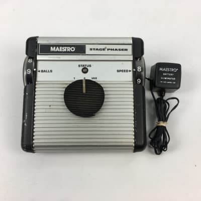 Used Maestro Stage Phaser Guitar Effect for sale