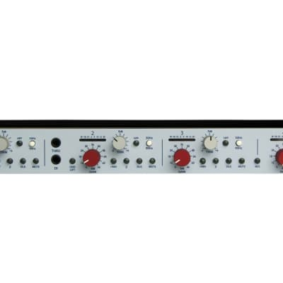 Rupert Neve Designs Portico 5024 4-channel Microphone Preamp, Brand New, In Stock
