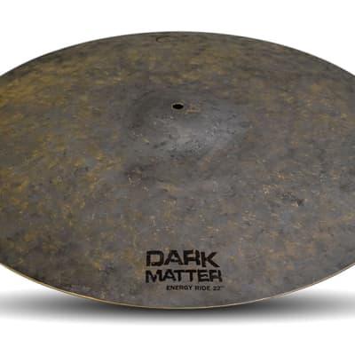 "Dream Cymbals Dark Matter Energy Ride 22"""
