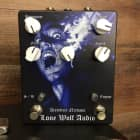 NEW! Lone Wolf Audio Acetylene Nirvana - VCF - Sample Hold Ultra - Custom Blue Art - FREE SHIPPING! image