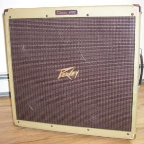 Peavey Classic 410E 400-Watt 4x10 Guitar Speaker Cabinet