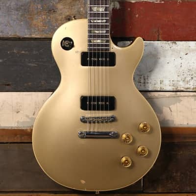 1970's Gibson Les Paul Deluxe Gold (1971-1974)