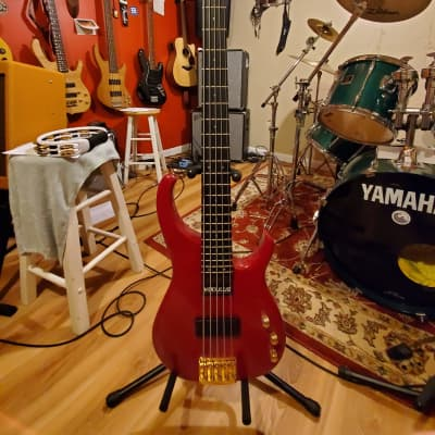 Modulus Quantum 5 Sweet Spot 1996 Trans Red | Price Drop for sale