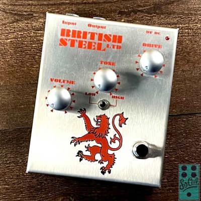 Musician Sound Design British Steel Limited Edition w/Original Box!
