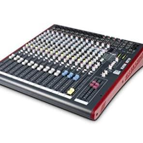 allen heath zed 16fx 16 channel mixer w effects reverb. Black Bedroom Furniture Sets. Home Design Ideas
