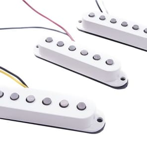 Fender 099-2222-000 Deluxe Drive High-Output Stratocaster Pickup Set
