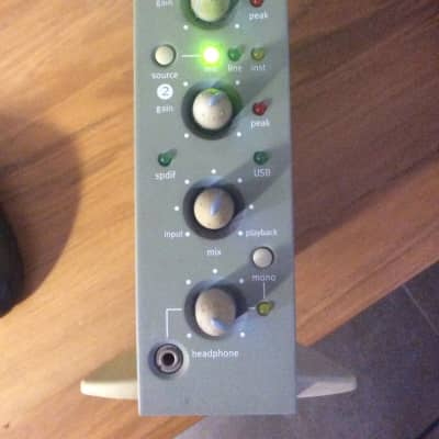 Digidesign/Focusrite Mbox 2001 Blue