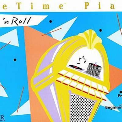 Pretime Rock 'N Roll, Primer Level, Book