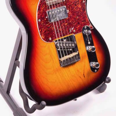 G&L Tribute ASAT Bluesboy, 3-Tone Sunburst for sale