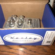Keeley 4 knob Compressor