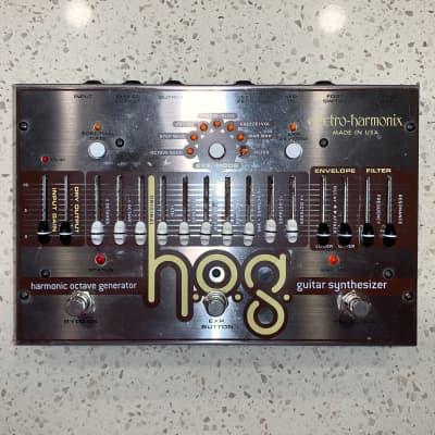Electro-Harmonix HOG Guitar Synthesizer w/ Foot Controller