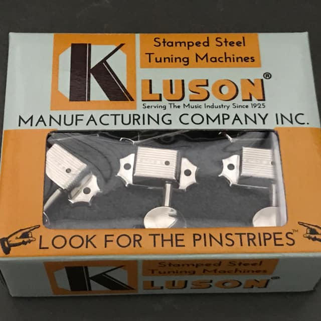 Kluson SD9005MN Tuning Heads image
