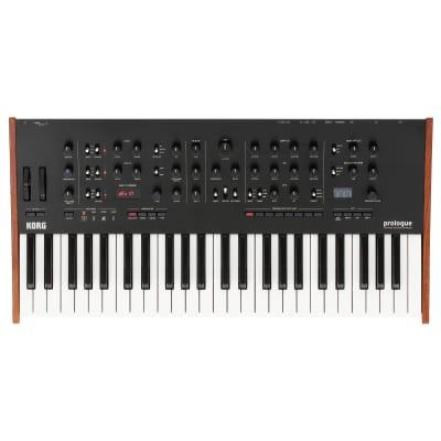 Korg Prologue 8-Voice Analog Synthesizer, 49-Key