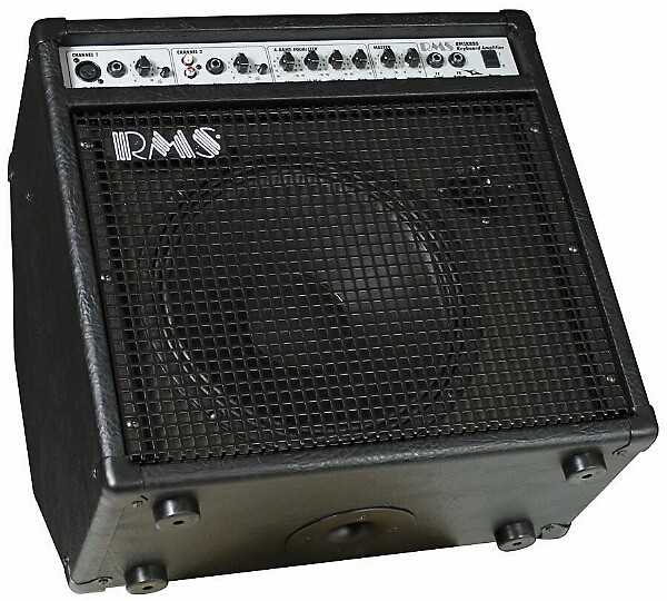 rms 80 watt keyboard or bass amp amplifier with 12 reverb. Black Bedroom Furniture Sets. Home Design Ideas