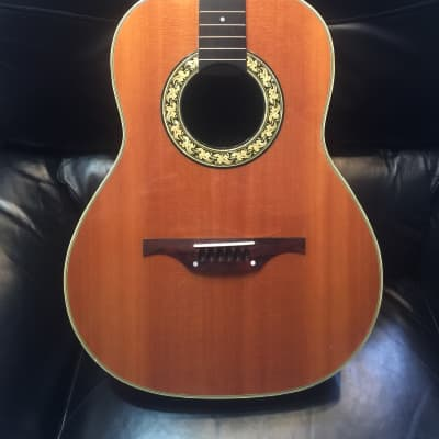 Ovation Pacemaker 1115-4 1971 natural for sale