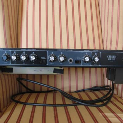 Vintage Crate CR-212 Amp/Chassis - Spring Reverb