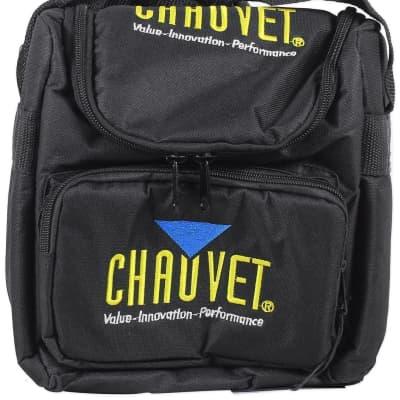 Chauvet DJ CHS-SP4 VIP Soft Gear Bag Designed For SlimPar/Obey+Cables CHSSP4