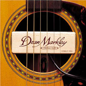 Dean Markley Promag Plus Acoustic Guitar Magnetic Pickup for sale