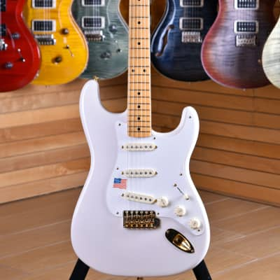 Fender Stratocaster American Vintage Reissue 1957 Commemorative Edition 2007 Maple Neck White Blonde for sale