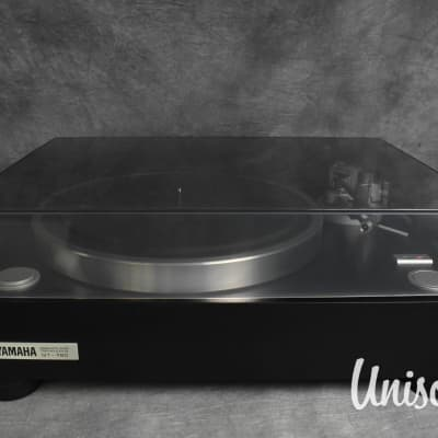 Yamaha GT-750 Record Player Turntable in Very Good Condition