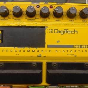 Digi-Tech PDS-1550 Programmable Distortion for sale