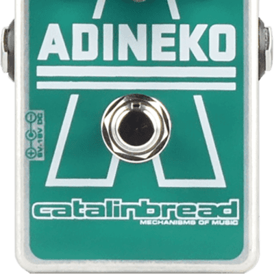 Catalinbread Adineko Oil Can Delay Pedal