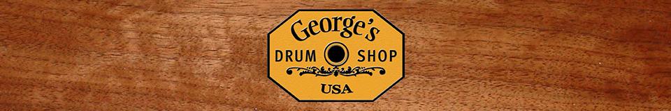 George's Drum Shop, since 1985