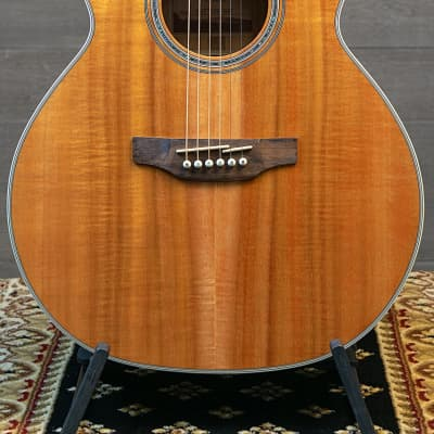 Takamine GN77KCE Acoustic Guitar w/Electronics Hawaiian Koa - Natural for sale