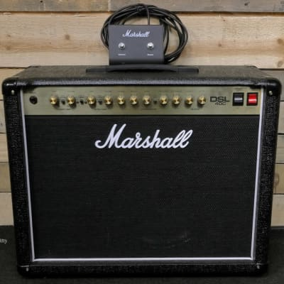 Marshall DSL40 40W Combo Electric Guitar Amp