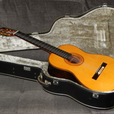 SABURO NOGAMI 1981 - ABSOLUTELY WONDERFUL REPLICA OF ANTONIO DE TORRES GUITAR for sale