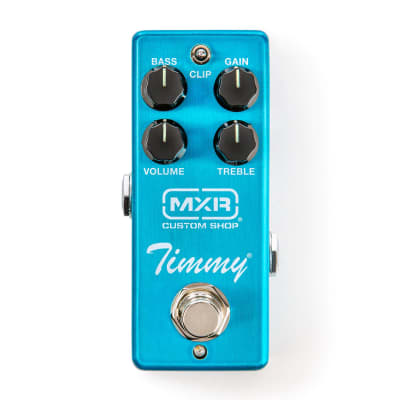 MXR Custom Shop CSP027 Timmy Overdrive Distortion Guitar Effects Pedal