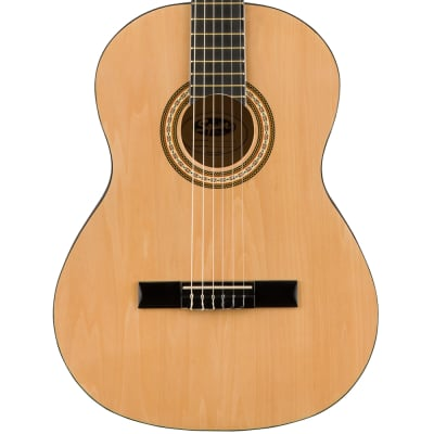 Squier SA-150N Classical Acoustic Guitar - Satined Hardwood, Natural for sale