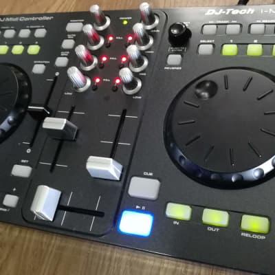 DJ Midi Controller DJ-Tech I MixUSB