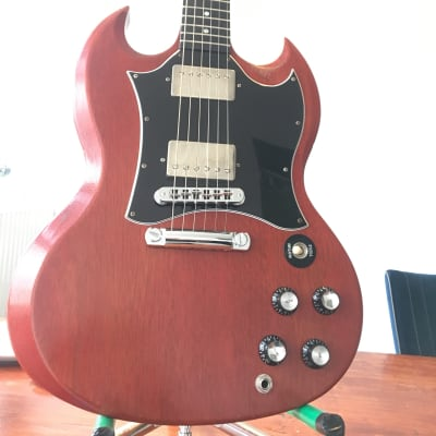 Gibson SG Special Faded 2003 Worn Cherry for sale