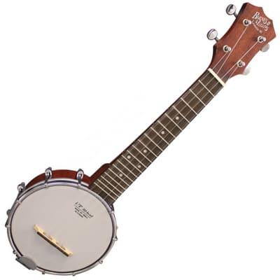 Barnes & Mullins UBJ2 Banjo Ukulele, Open Back(RRP £199.99) for sale