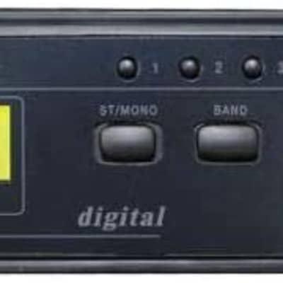 Rolls Digital 1/2 Rack AM/FM Tuner with XLR's